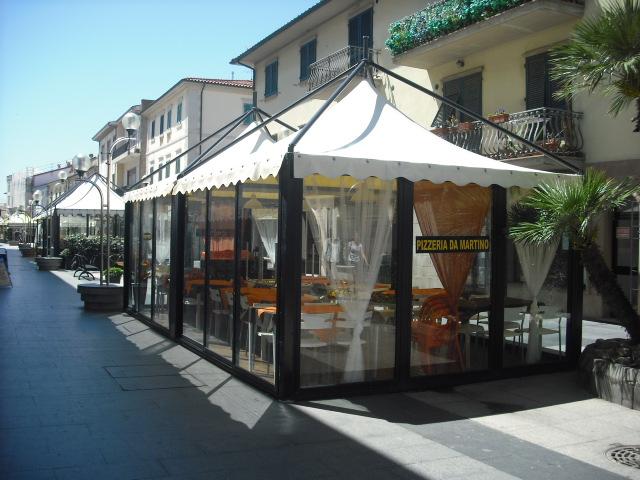 Gazebo 4x4 a San Vincenzo