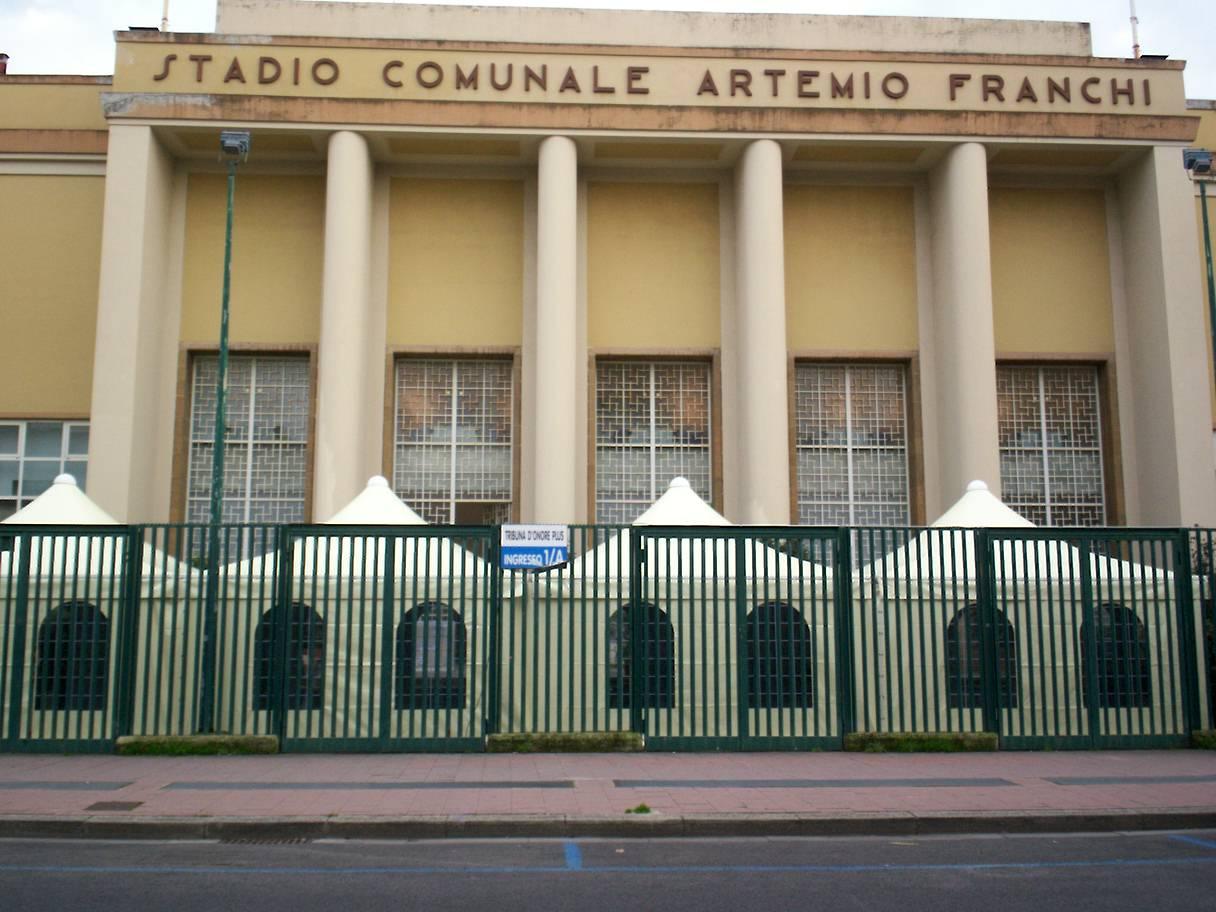 Gazebo 5x5 Stadio di Firenze